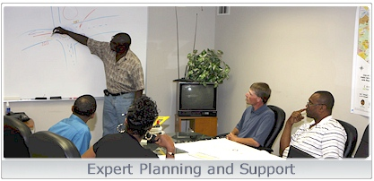Engineering Planning and Support